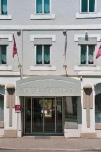 hôtel centre de Quimper proche gare