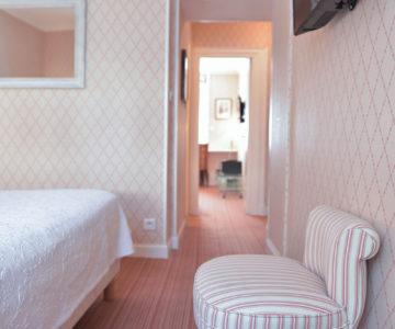 Suite chambre à réserver à Quimper centre