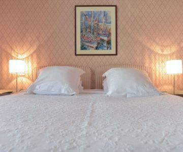 Suite chambre à réserver à Quimper centre 1